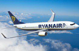 Ryanair vähendas registreeritud pagasi tasusid