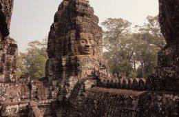 Kuidas ma Angkor Wati templites käisin