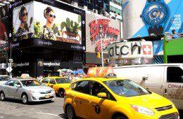 Esimesed muljed New Yorgist