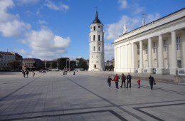 Troopiline veepark ja luksuslik lõuna Vilniuses