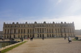 Versailles' lossis päikest jahtimas