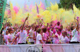 Wow Run – jooks läbi värvide