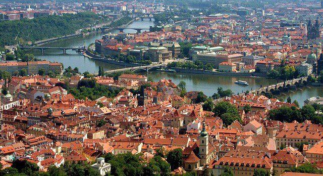 Praha reis