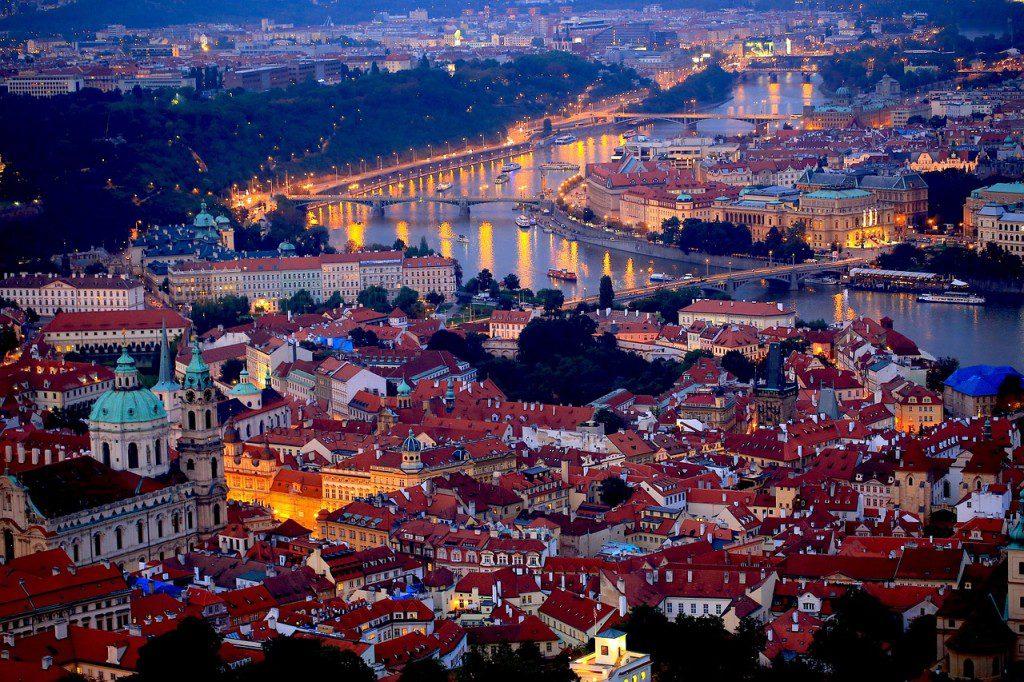 Praha reis 3