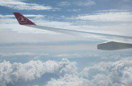 Turkish Airlines – lendamine, pagas ja tasuta hotell
