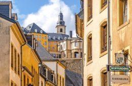 Kuidas Eestist odavalt Luksemburgi reisida?