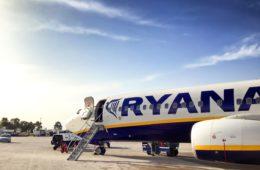 Ostsid Ryanairi lennupileti enne 1. septembrit? 10 kg käsipagas tasuta!