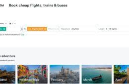 Kas Kiwi.com on usaldusväärne lennupiletite portaal?