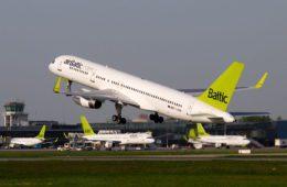airBaltic plaanib maikuus uuesti lennata