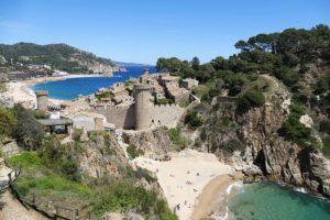 Costa Brava Girona Hispaania GRO